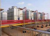 Raffreddamento per evaporazione per la conservazione frigorifera