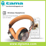 Auscultadores sem fio novo de Bluetooth, auscultadores estereofónico de alta fidelidade para o telefone móvel
