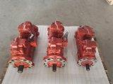Kobelco, bomba de pistão hidráulica de Kawasaki K3V112 K3V63 K3V180 da máquina escavadora de Hyundai