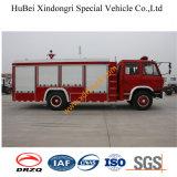 6ton de Tankwagen Euro4 van het Water van Dongfeng