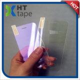 Протектор экрана глаз пурпуровой голубой цветной пленки защитный для iPhone