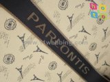 Poliéster/Webbing de nylon do jacquard para a cinta de ombro dos acessórios do saco