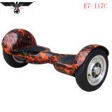 E7-117c 10 Zoll-neuer Selbstausgleich-Roller elektrische E-Mobilität Hoverboard
