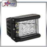 4 luz vendedora caliente del trabajo del CREE LED de la pulgada 60W para el jeep campo a través