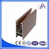 Perfil de alumínio da fabricação do indicador e da porta