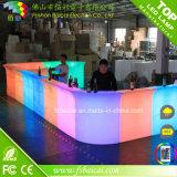 사건 가구 현대 바 카운터 LED 바 테이블