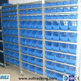 Silos di immagazzinamento di plastica, piccolo silos di immagazzinamento delle parti
