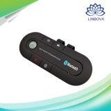 De draadloze Uitrusting Speakerphone van de Auto van Bluetooth van de Auto Handsfree Mini met Haak
