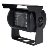 Sistema do Rearview com a câmera impermeável do monitor e do carro da Obturador-Prova do cabo 5-Inch