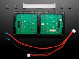 Cabina de aluminio de fundición a presión a troquel a todo color de interior del panel 640*640m m de la pantalla de la cabina de visualización de LED del RGB SMD P5
