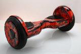 L'individu de 2 roues 2017 le plus neuf équilibrant le scooter électrique de Hoverboard