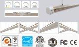 Luz linear de LED com junta livremente para iluminação comercial com iluminação inteligente listada com Dlc