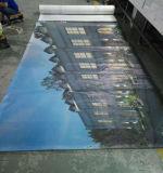 바리케이드 도표 메시 기치 인쇄를 광고하는 큰 체재