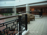 Balustre et balustrade de balcon de l'acier inoxydable 304 de produits en acier