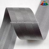 2 Zoll-graues Nylonsicherheitsgurt-gewebtes Material