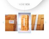Boite cadeau en bois à charbon décoratif décoratif décoratif décoratif en bambou