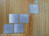Ntag216 NFC 스티커가 13.56MHz Hf ID 칩 RFID 꼬리표에 의하여 레테르를 붙인다