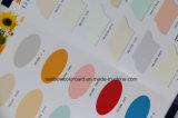 Diverse Dienst van de Druk van de Kaart van de Kleur van de Verf van de Emulsie