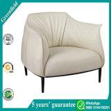 판매를 위한 싼 하얀 가죽 안락 의자