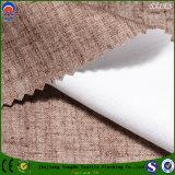 La toile/polyester noircissent à l'extérieur le tissu de rideau de l'usine de Powful