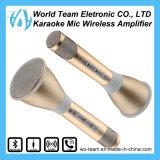 Mini micrófono sin hilos colorido del Karaoke de Bluetooth