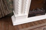セリウムの公認のホーム家具LEDの彫刻の電気暖炉(320S)