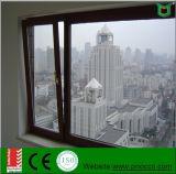 Наклон изготовления Шанхай красивейшие алюминиевые и поворот Windows