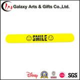 Kundenspezifisches Firmenzeichen-Förderung-Geschenk-Silikonarmband/Wristbands