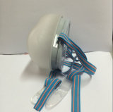 Gasmaske-bieten halbe Gesichtsmaske GR.-2100 bequemen und haltbaren Atmungsschutz