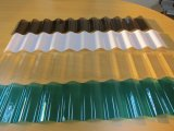 Strato ondulato dello strato del PC di Makrolon Lexan di vendite del policarbonato ondulato di promozione