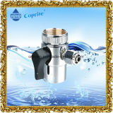 浄化の3つの段階が付いているコック水フィルターまたは水道水の清浄器または