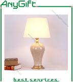 Lâmpada de mesa cerâmica moderna/lâmpada de tabela para 001 decorativos Home