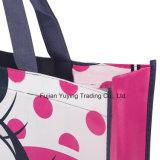 Хозяйственная сумка Tote Non сплетенная с печатание (YYNWB073)