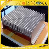 ベストセラーアルミニウムラジエーターはとのダイカストアルミニウム脱熱器を