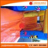 Castillo de salto inflable de China combinado para el parque de atracciones (T3-653)