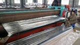 Toiture galvanisée enduite par couleur en métal de Corrugatd PPGI pour des matériaux de construction