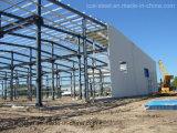 Vorfabrizierte helle Stahlkonstruktion/BerufsDesigne Stahl-Rahmen