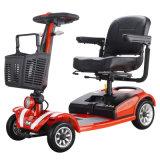 Scooter Eléctrico Quatro Rodas Eletrônico De Alta Qualidade para Deficientes e Idosos