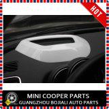 Couverture à lecture tête haute d'écran de couleur blanc pour Mini Cooper toute la série (1PC/Set)