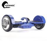 Venta al por mayor eléctrica 2017 de la tarjeta de la tarjeta accionada de la rueda de la patente 2 de Koowheel Hoverboard alzado electrónico