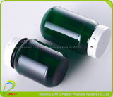 Haustier-pharmazeutische Plastikflasche der Medizin-100ml mit zerreißender Schutzkappe
