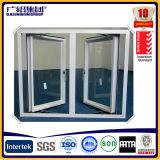 Finestra di alluminio della stoffa per tendine e di difficoltà con i vostri formati