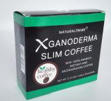 Ganoderma Lucidum, das Kaffee für Gewicht-Verlust abnimmt