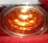 すべてのガラス3本のターゲット170*900mm太陽真空管