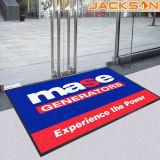 Injecter les couvre-tapis en caoutchouc estampés commerciaux de logo d'impression avec le bon prix
