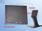 Monitor del marco 10.4 pulgadas táctil quiosco abierto