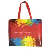 Personalizzare i sacchetti di acquisto non tessuti del Tote di modo (YYNWB081)