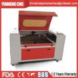 Machine bonne de la Chine pour le découpage en bois et la gravure de laser de matériau