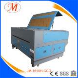 Máquina de gravura de venda quente do laser na potência 220V (JM-1610H-CCD)