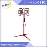 luz recargable portable del trabajo 2*30W, luz desmontable del trabajo de 60W LED